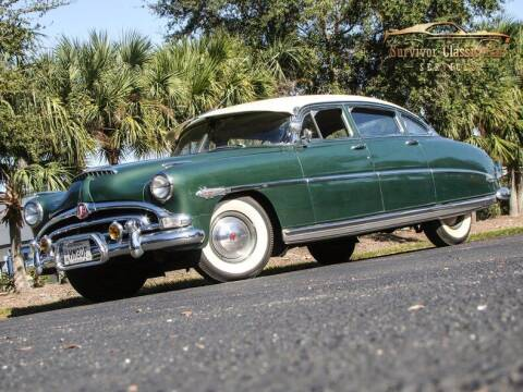 1953 Hudson Hornet for sale at SURVIVOR CLASSIC CAR SERVICES in Palmetto FL