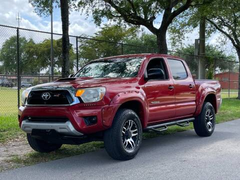 2014 Toyota Tacoma for sale at Auto Direct of South Broward in Miramar FL