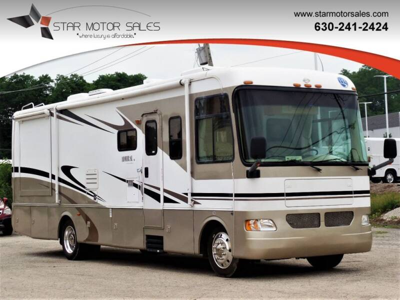 2006 Ford Motorhome Chassis for sale at Star Motor Sales in Downers Grove IL