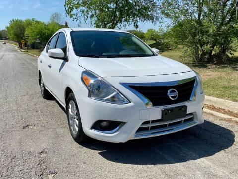2017 Nissan Versa for sale at Texas Auto Trade Center in San Antonio TX