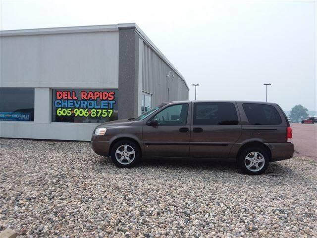 2008 Chevrolet Uplander for sale in Dell Rapids, SD