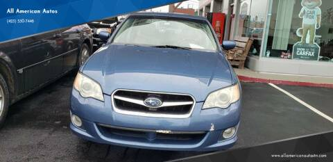 2009 Subaru Legacy for sale at All American Autos in Kingsport TN