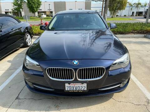 2011 BMW 5 Series for sale at 7 Auto Group in Anaheim CA