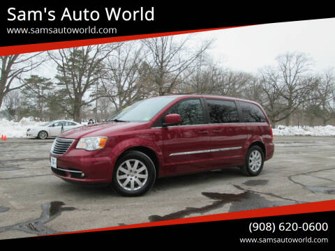 2014 Chrysler Town and Country for sale at Sam's Auto World in Roselle NJ