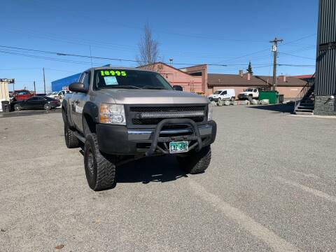 2009 Chevrolet Silverado 1500 for sale at ALASKA PROFESSIONAL AUTO in Anchorage AK