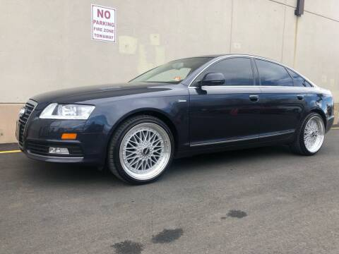 2010 Audi A6 for sale at International Auto Sales in Hasbrouck Heights NJ