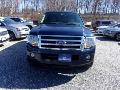 2013 Ford Expedition EL for sale at Balic Autos Inc in Lanham MD
