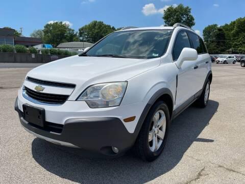 2012 Chevrolet Captiva Sport for sale at CHAD AUTO SALES in Bridgeton MO
