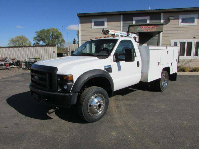 2008 Ford F-550 Super Duty for sale at NorthStar Truck Sales in St Cloud MN