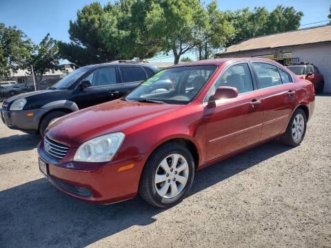 2008 Kia Optima for sale at Larry's Auto Sales Inc. in Fresno CA