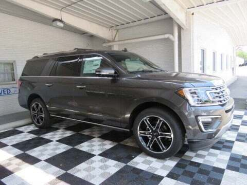 2021 Ford Expedition MAX for sale at McLaughlin Ford in Sumter SC