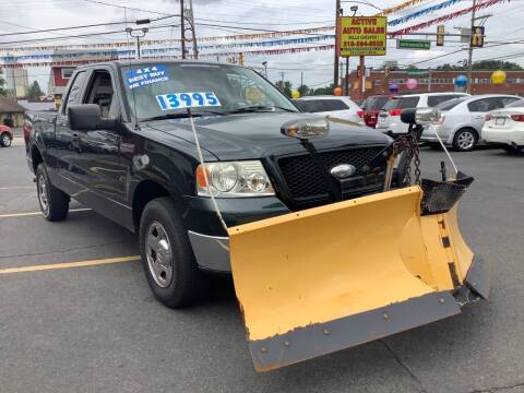 2006 Ford F-150 for sale at Active Auto Sales in Hatboro PA