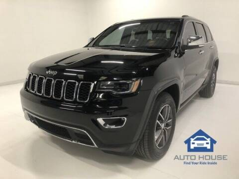 2017 Jeep Grand Cherokee for sale at Autos by Jeff in Peoria AZ