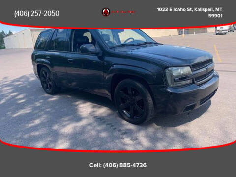 2008 Chevrolet TrailBlazer for sale at Auto Solutions in Kalispell MT