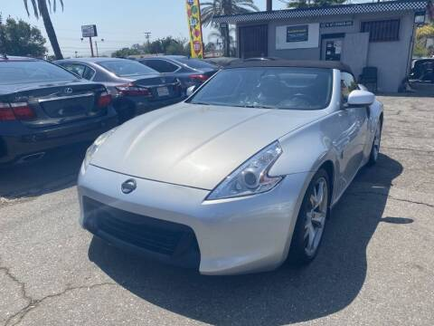 2010 Nissan 370Z for sale at AutoHaus Loma Linda in Loma Linda CA