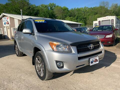 2011 Toyota RAV4 for sale at Victor's Auto Sales Inc. in Indianola IA