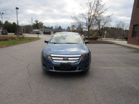2010 Ford Fusion for sale at Heritage Truck and Auto Inc. in Londonderry NH