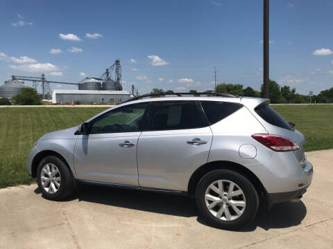 2011 Nissan Murano for sale at Lanny's Auto in Winterset IA