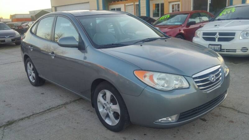 2010 Hyundai Elantra for sale at Carspot Auto Sales in Sacramento CA