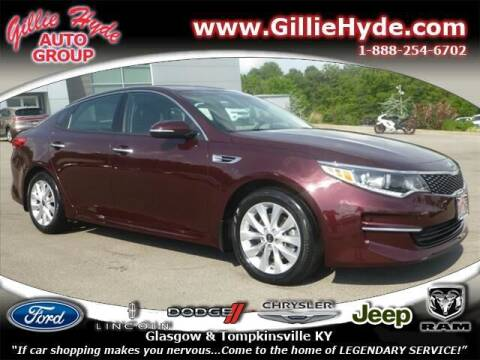 2018 Kia Optima for sale at Gillie Hyde Auto Group in Glasgow KY