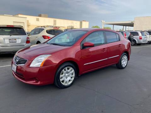 2012 Nissan Sentra for sale at PRICE TIME AUTO SALES in Sacramento CA
