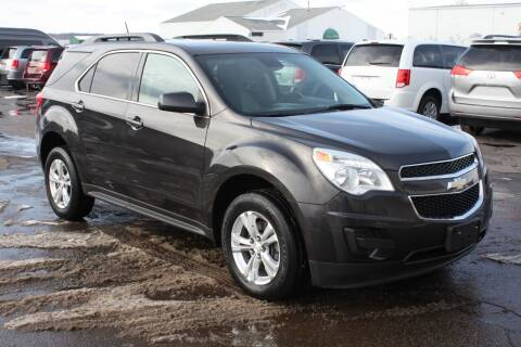 2015 Chevrolet Equinox for sale at LJ Motors in Jackson MI