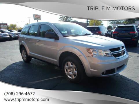 2012 Dodge Journey for sale at Triple M Motors in Saint John IN