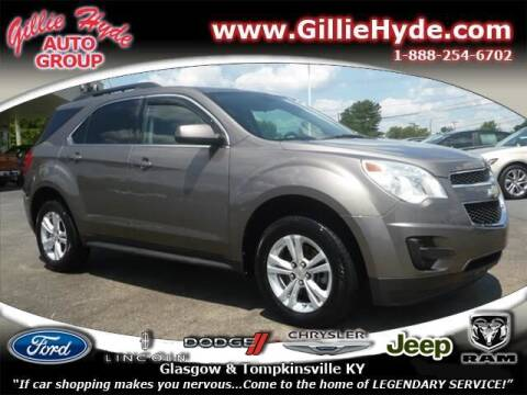 2011 Chevrolet Equinox for sale at Gillie Hyde Auto Group in Glasgow KY