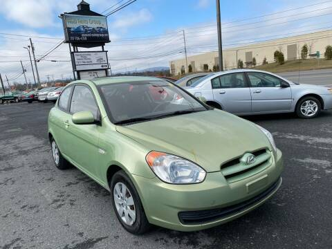 2010 Hyundai Accent for sale at A & D Auto Group LLC in Carlisle PA