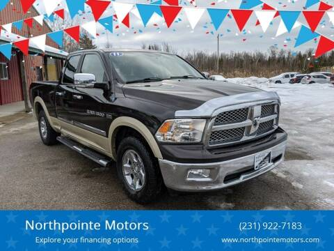 2011 RAM Ram Pickup 1500 for sale at Northpointe Motors in Kalkaska MI