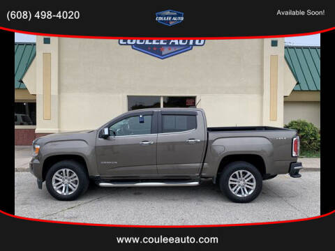 2015 GMC Canyon for sale at Coulee Auto in La Crosse WI