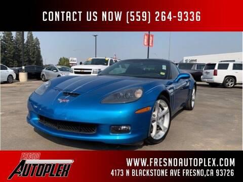 2011 Chevrolet Corvette for sale at Carros Usados Fresno in Clovis CA