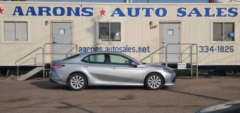 2019 Toyota Camry for sale at Aaron's Auto Sales in Corpus Christi TX