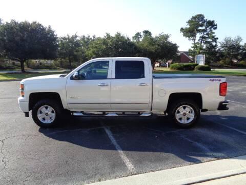 2014 Chevrolet Silverado 1500 for sale at BALKCUM AUTO INC in Wilmington NC