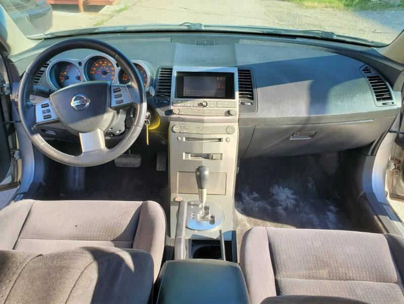 2004 Nissan Maxima 3.5 SE 4dr Sedan - Ankeny IA