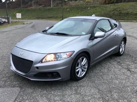 2011 Honda CR-Z for sale at South Tacoma Motors Inc in Tacoma WA