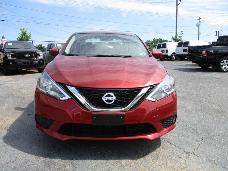 2016 Nissan Sentra for sale at LOS PAISANOS AUTO & TRUCK SALES LLC in Peachtree Corners GA