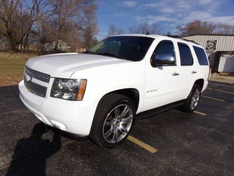 2008 Chevrolet Tahoe for sale at Rose Auto Sales & Motorsports Inc in McHenry IL