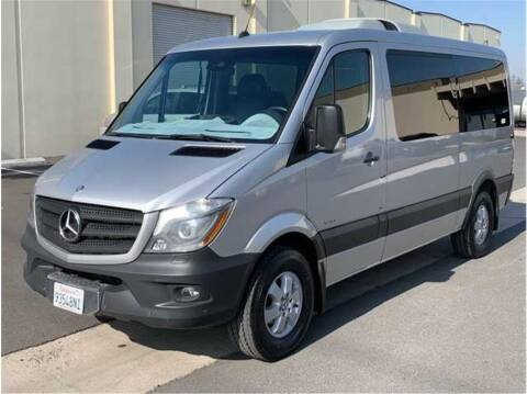 2014 Mercedes-Benz Sprinter Passenger for sale at Dealers Choice Inc in Farmersville CA