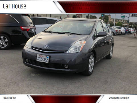 2008 Toyota Prius for sale at Car House in San Mateo CA