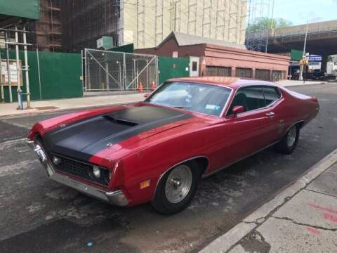 1970 Ford Torino for sale at Classic Car Deals in Cadillac MI