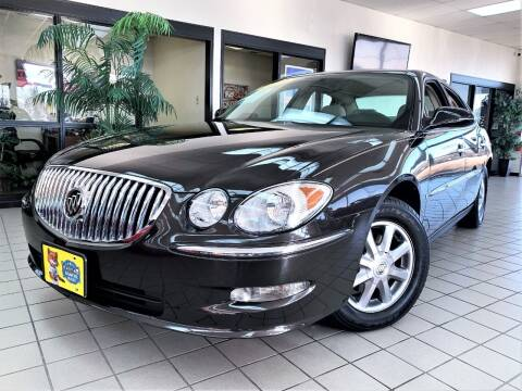 2009 Buick LaCrosse for sale at SAINT CHARLES MOTORCARS in Saint Charles IL