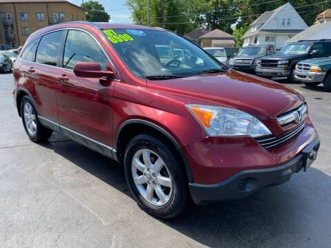 2007 Honda CR-V for sale at Streff Auto Group in Milwaukee WI