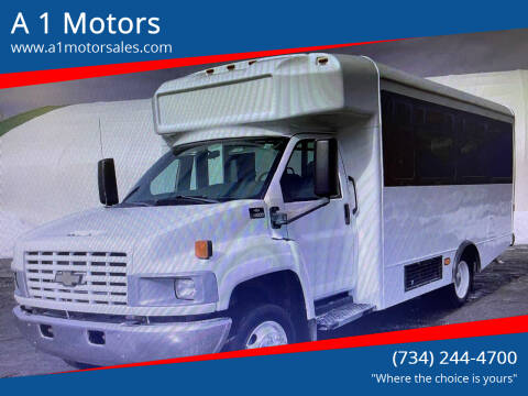 2006 Chevrolet C4500 for sale at A 1 Motors in Monroe MI