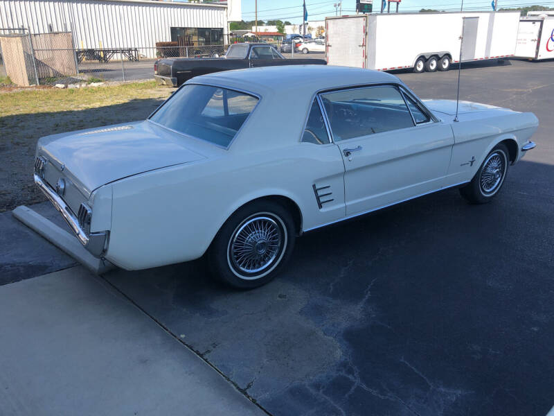 1966 Ford Mustang for sale at Classic Connections in Greenville NC