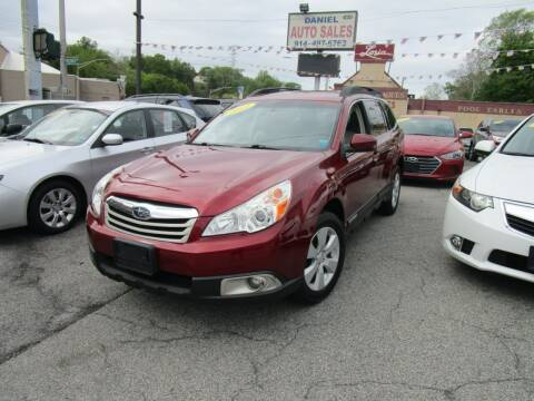 2011 Subaru Outback for sale at Daniel Auto Sales in Yonkers NY