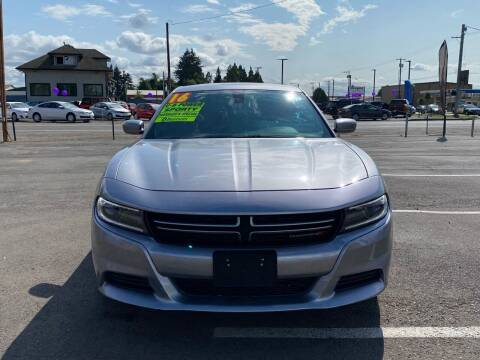 2016 Dodge Charger for sale at Low Price Auto and Truck Sales, LLC in Salem OR