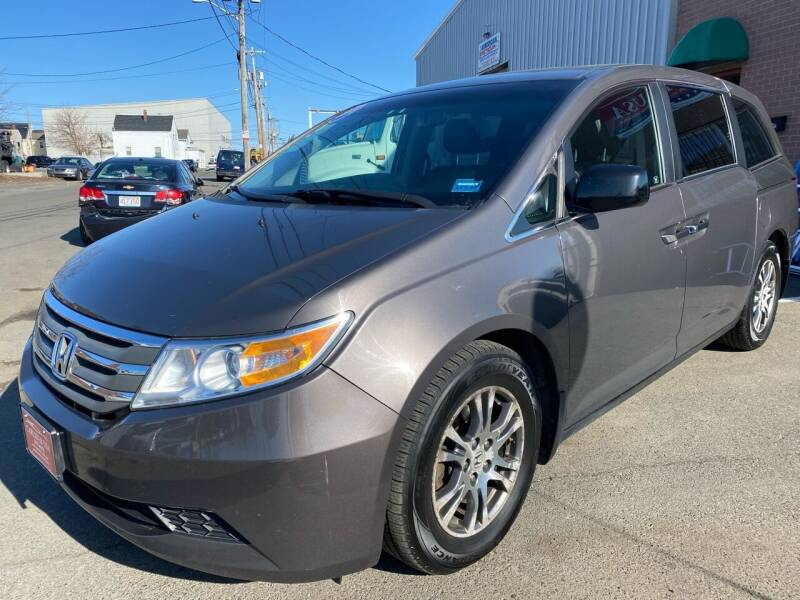 2011 Honda Odyssey for sale at Carlider USA in Everett MA