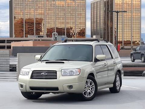 2006 Subaru Forester for sale at Pammi Motors in Glendale CO