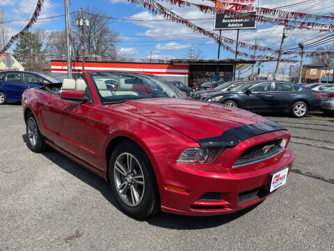 2013 Ford Mustang for sale at Car Complex in Linden NJ